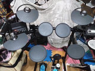 已售出。SOLD.SOLD.山葉 DTX-450K 電子鼓 YAMAHA 非ROLAND JUNO DI TD-11KV TD-3K TD-9K KORG KROSS 2合成器 電子琴 PM-10
