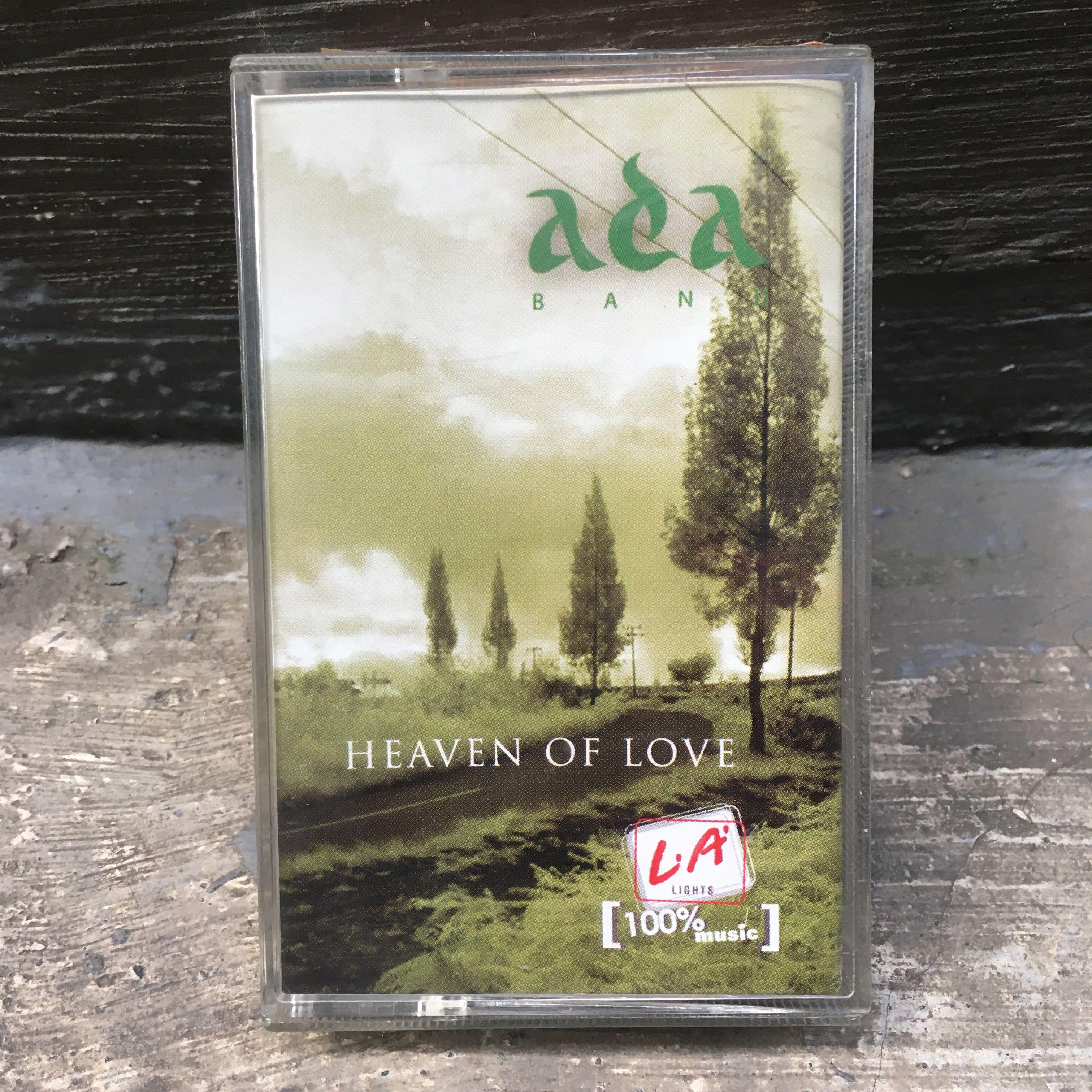 "ADA Band ""Heaven of Love"" Cassette"
