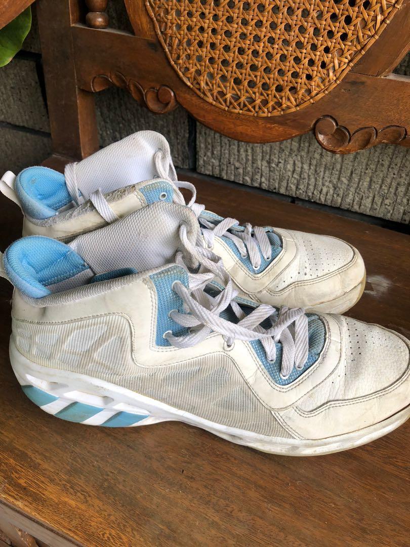 Adidas climacool basketball shoes size 12, Men's Fashion, Footwear ...