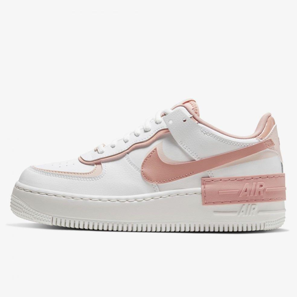 Air Force 1 Shadow ' Coral Pink