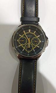 Casio MTP E303 / jam tangan pria