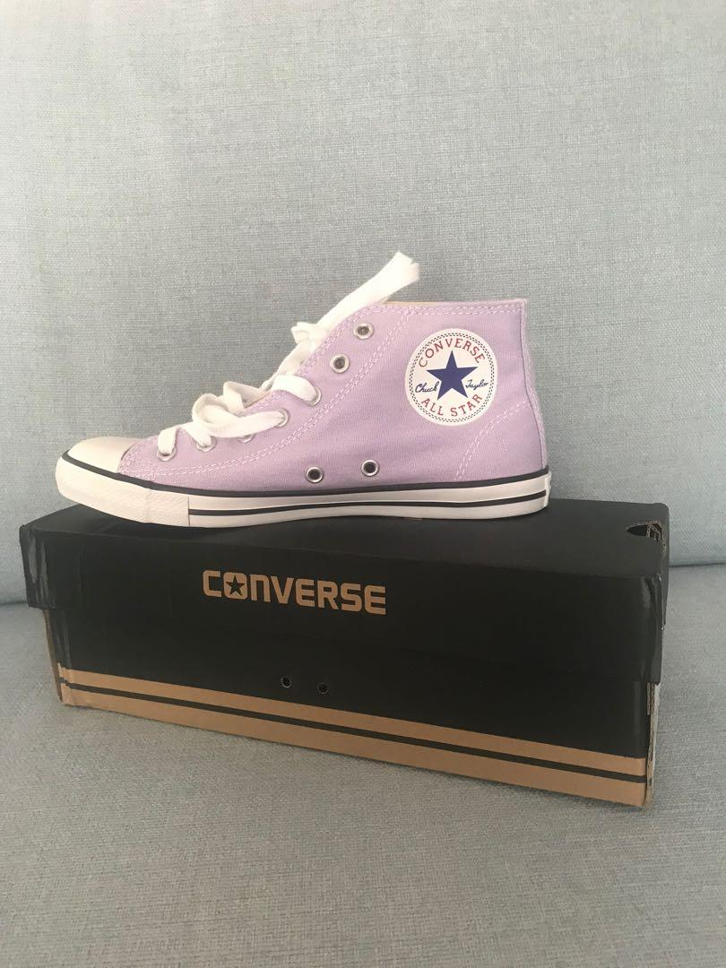Converse - Dainty in Lavender