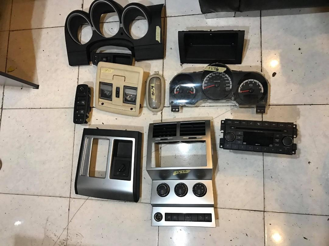 Dodge Nitro Parts Out Car Parts Accessories Body Parts And Accessories On Carousell