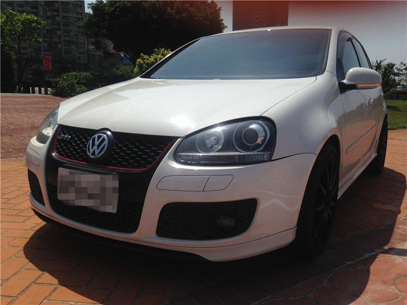 FB搜尋【世康中古車買賣】《熱門車款》2008年 福斯2.0 GTI 白