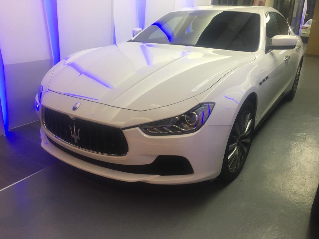 FB搜尋【世康中古車買賣】《熱門車款》2014年 瑪莎那蒂 GHIBLI