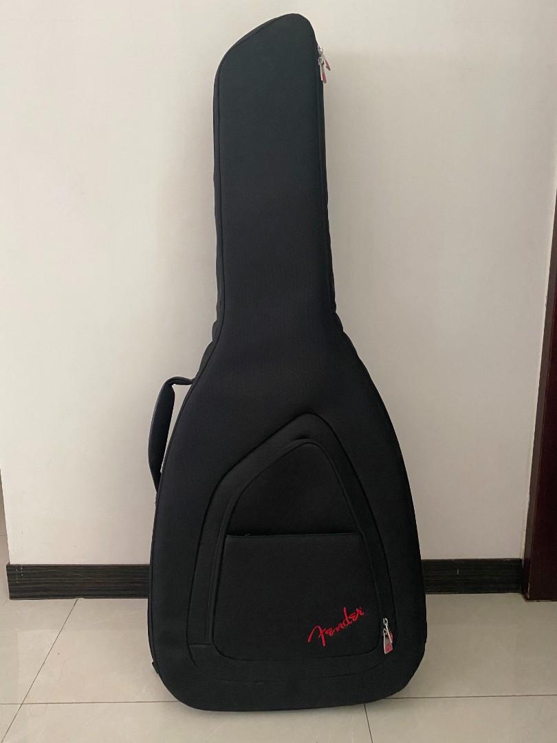 Fender FA1225 木吉他袋 保護性極佳 保存良好