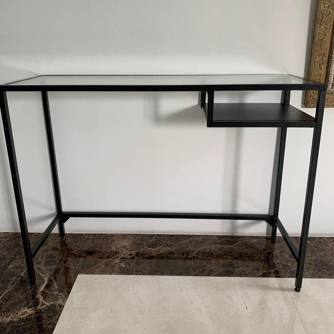 Ikea Vanity Table Furniture Tables Chairs On Carousell