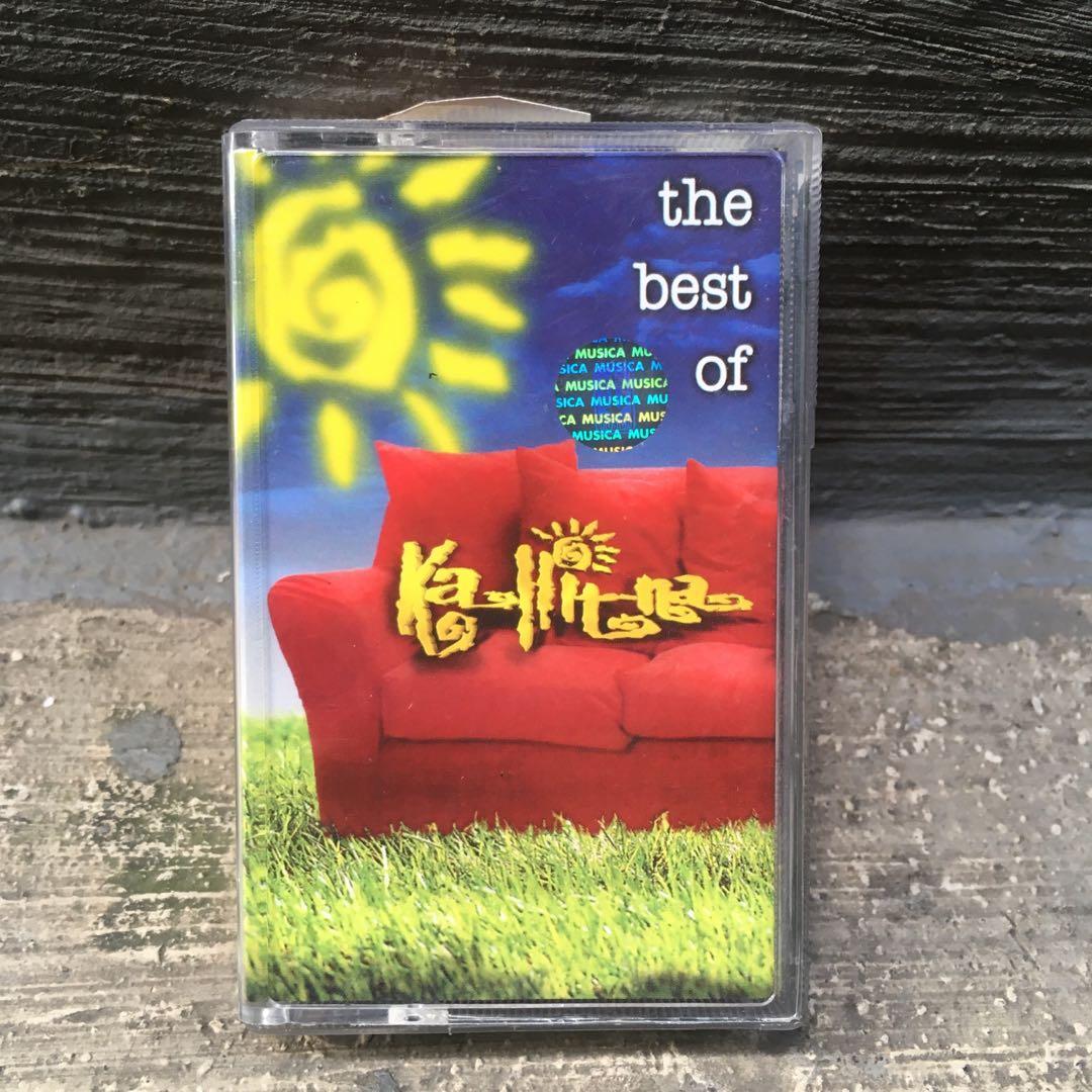 "Kahitna ""The Best of"" Cassette"