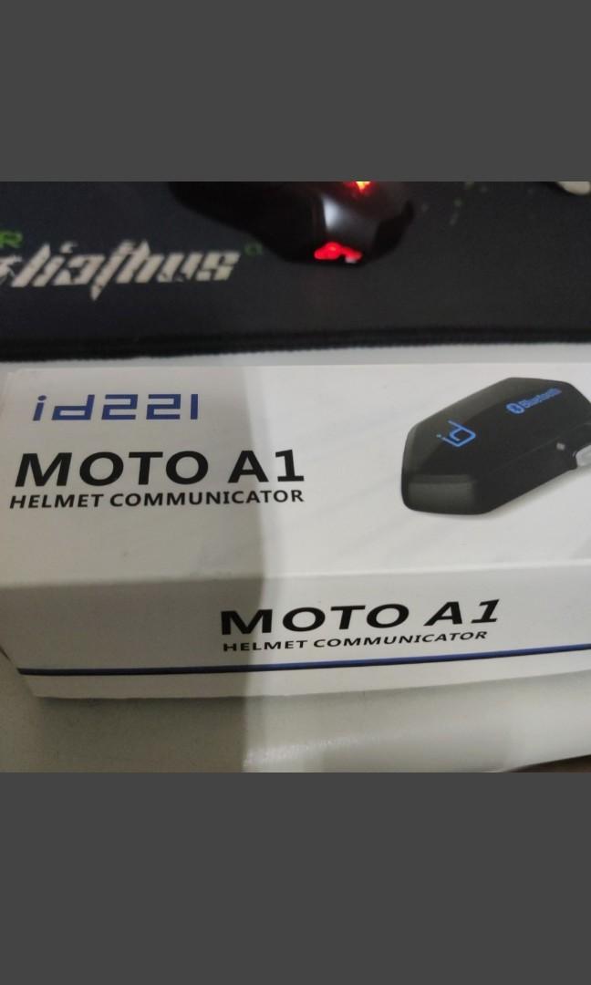 Moto A1 騎士藍芽耳機