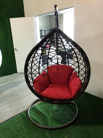 New Outdoor Patio egg swing chair