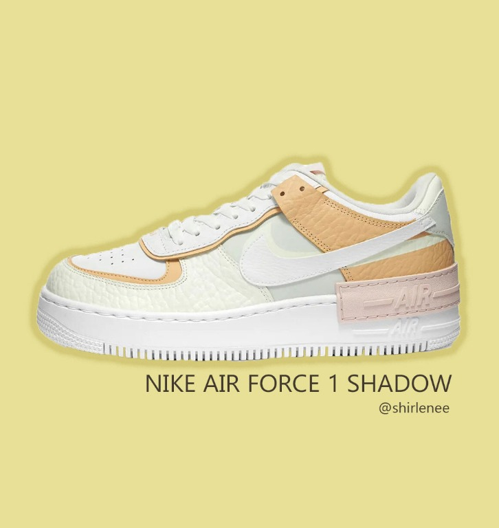 Nike Air Force 1 Shadow Daisy Women S Fashion Shoes Sneakers On Carousell