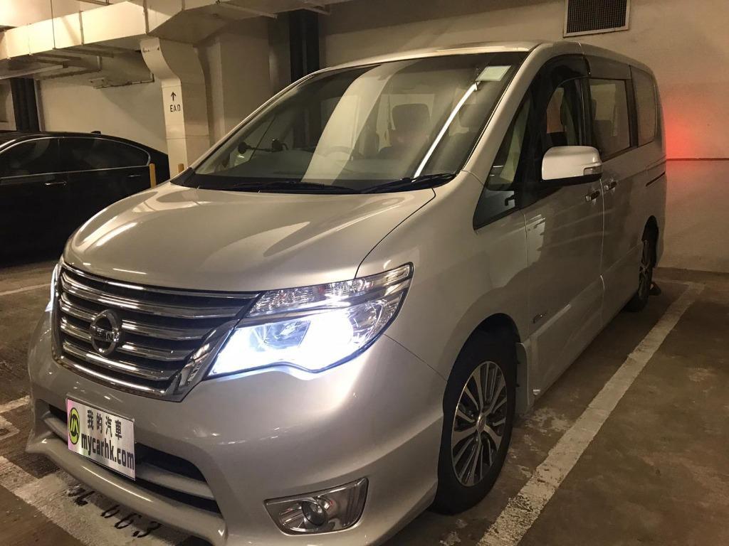 Nissan SERENA HIGHWAY STAR 2.0 2014 Auto