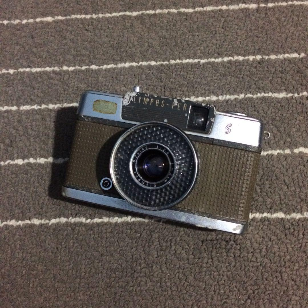 Olympus Pen Ee S El 35mm Film Camera Photography On Carousell