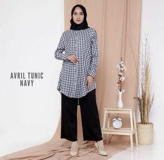 (Pre order)Avril Tunic - Muslim Women's Tops Tunic