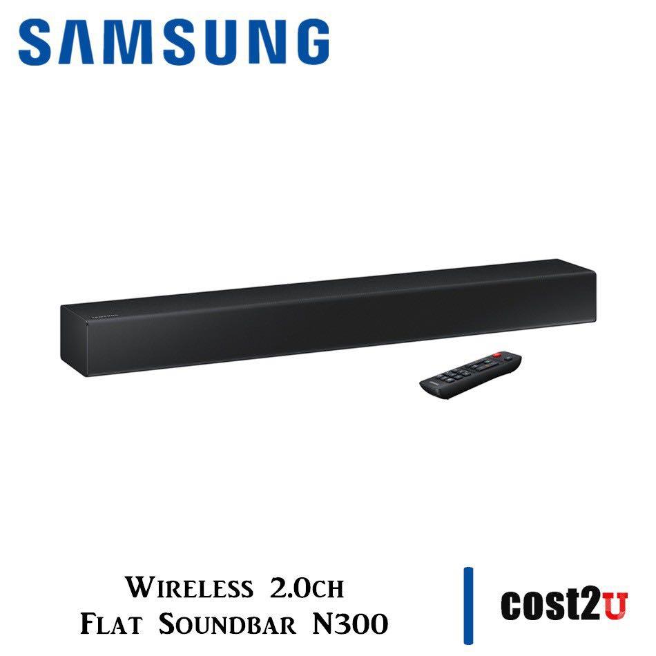 Samsung Soundbar HW-N300, Music & Media, Music Accessories