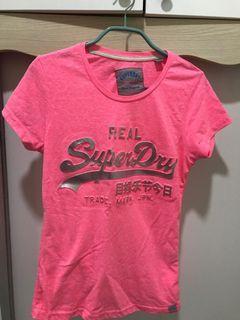 SuperdryT恤