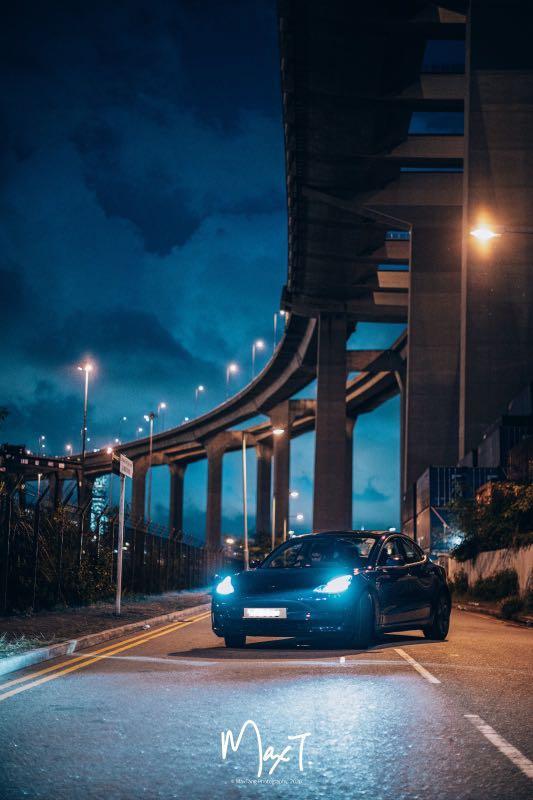 Tesla Model 3 Long range Auto