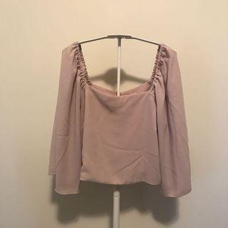 Aritzia Wilfred Melina Blouse in Camille Size Small