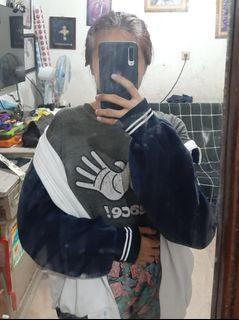 Korean Baseball Jacket Oversizes (NETT)