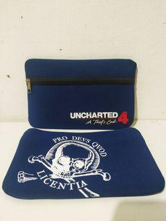BRAND NEW POUCH UNCHARTED 4 A THIEF END