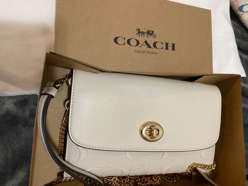 Coach Chain Crossbody/Clutch