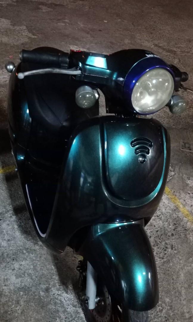 ebike batre 6 , controller votol m50,moto hub 1200watt