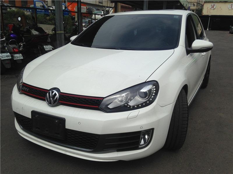 FB搜尋【世康中古車買賣】《熱門車款》2012年福斯 2.0 GTI  白