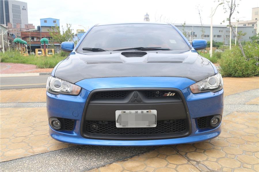 FB搜尋【世康中古車買賣】《熱門車款》2012年三凌 FORTIS IO藍色 頂級
