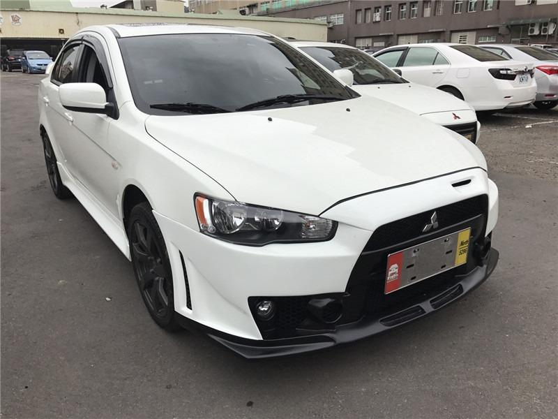 FB搜尋【世康中古車買賣】《熱門車款》2013年1.8 IO FORTIS 頂級白