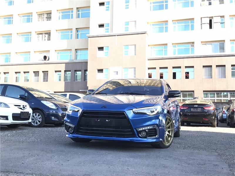 FB搜尋【世康中古車買賣】《熱門車款》2014年 三菱1.8 IO FORTIS 頂級 藍
