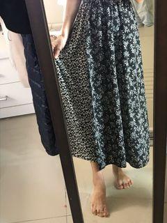 Gu 2019 雪紡裙