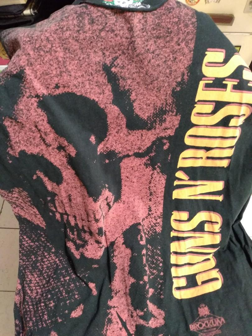 Guns N'Roses T shirt