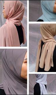 Hijab pashmina murah