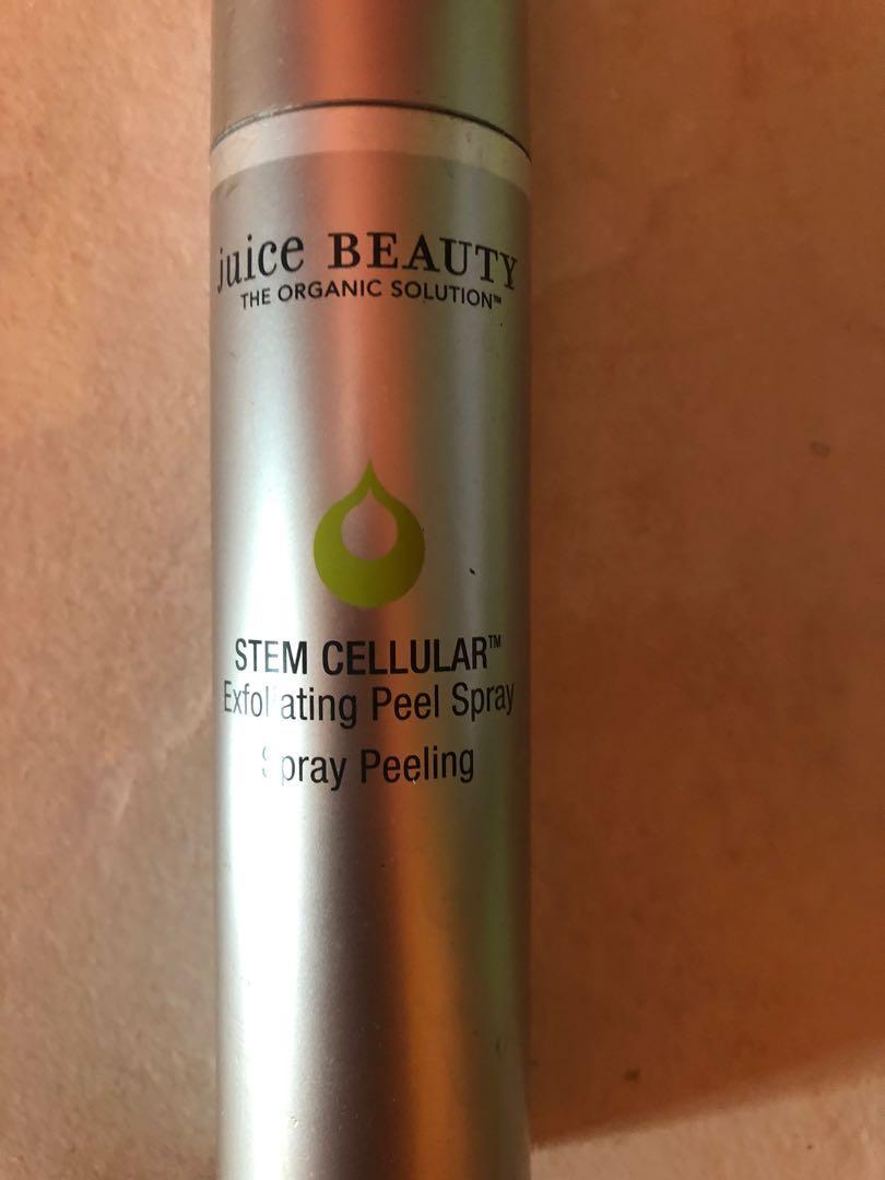 Juice Beauty stem cellular exfoliating