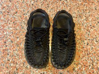 Keen 涼鞋 全黑