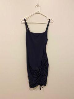 Kookai Ruched Detail Dress