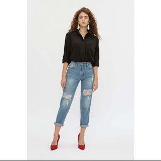 Monday blues Maddie Mom Jeans