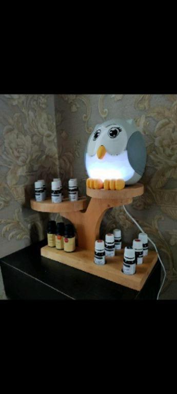 Open PO! Essential oils rack!