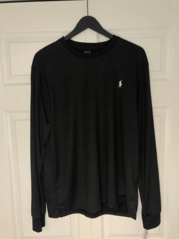 "Polo long sleeve synthetic shirt ""BRAND NEW"""