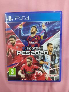 Pro Evolution Soccer 2020 (PES 2020) PS4