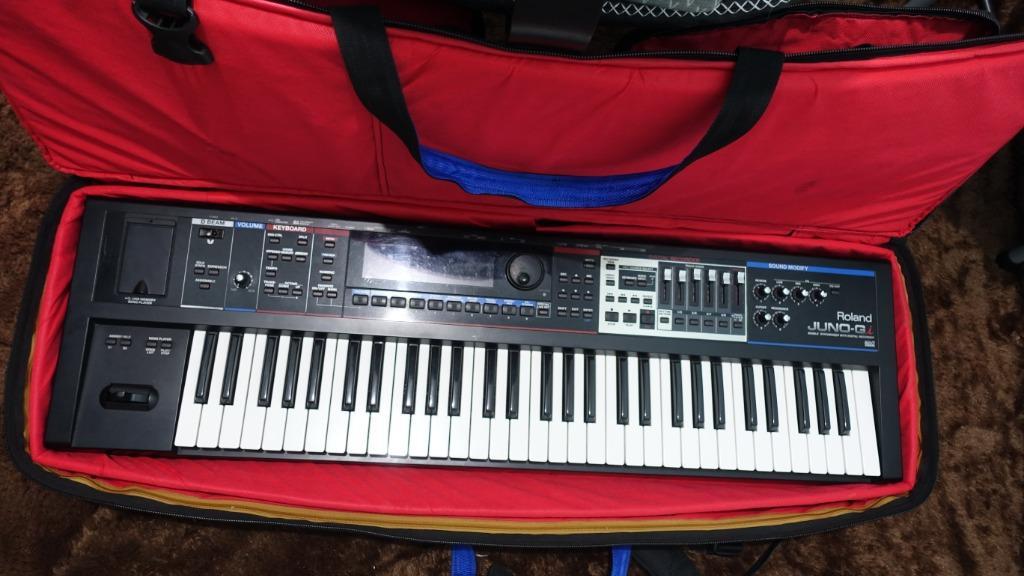Roland Juno Gi (Synthesizer Keyboard) - Gig Bag