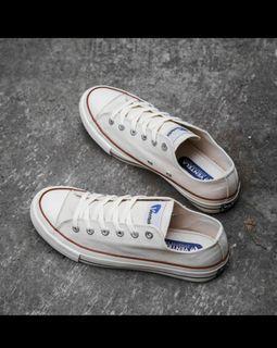 Sepatu Ventela 70s-Low warna cream Uk 37 (100% ORIGINAL)