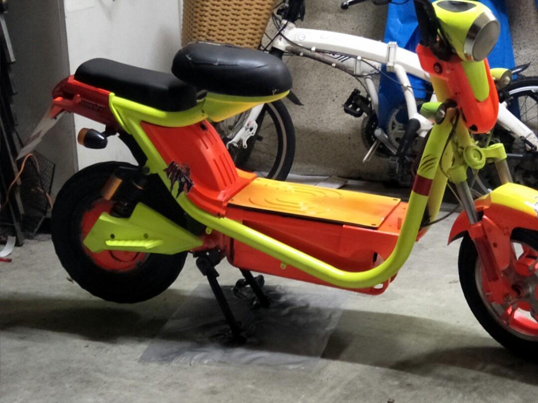 Sepeda sayur