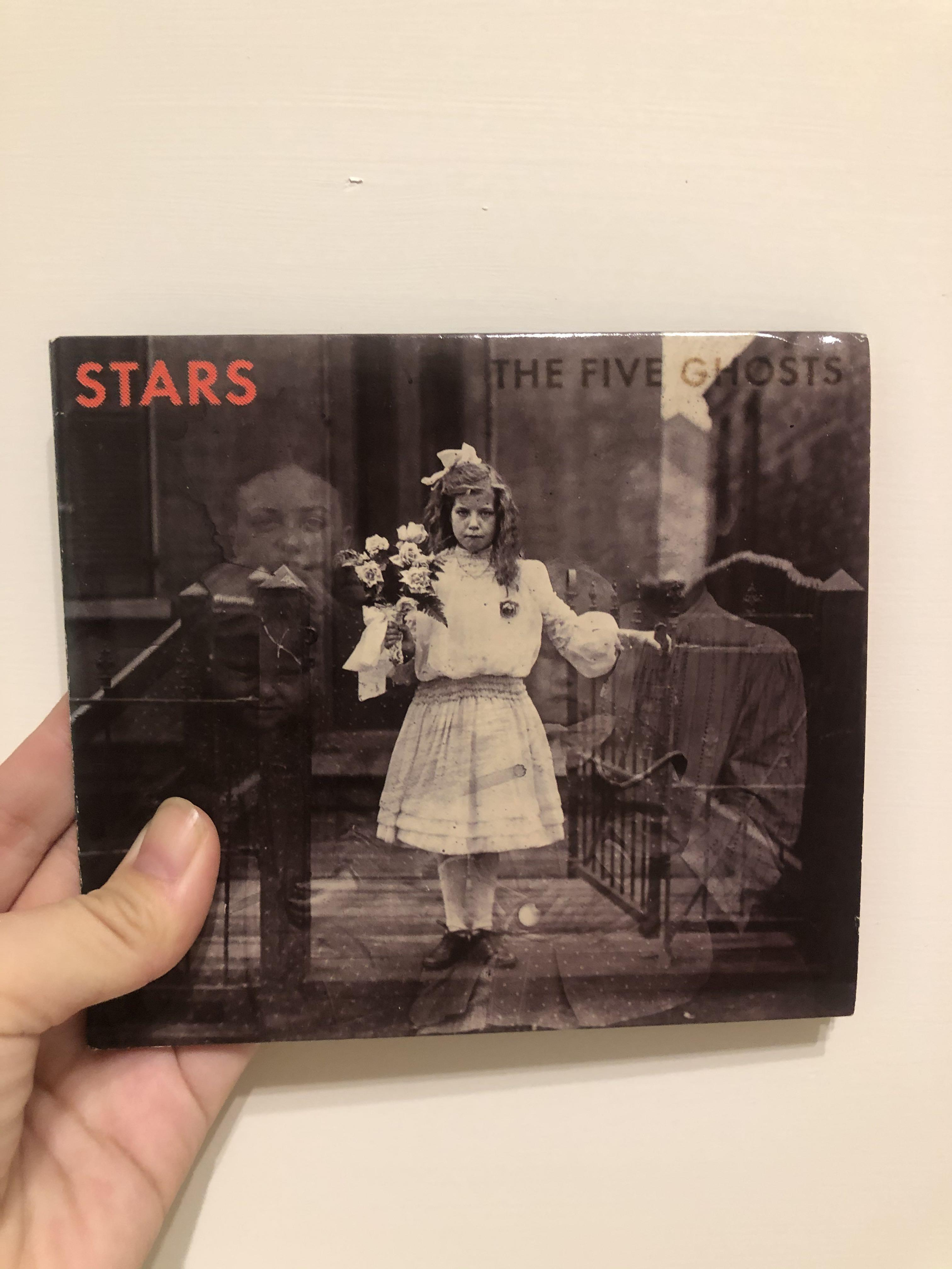 STARS-THE FIVE GHOSTS