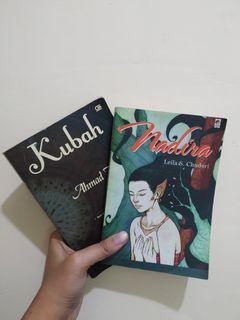 Take All Novel Kubah (Ahmad Tohari) & Nadira (Leila Chudori)