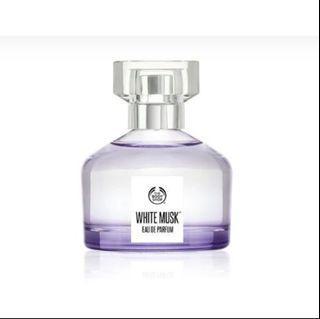 The Body Shop White Musk Eau De Parfume