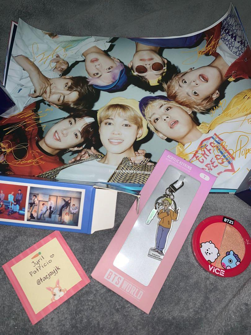 WTS all together- BTS misc items
