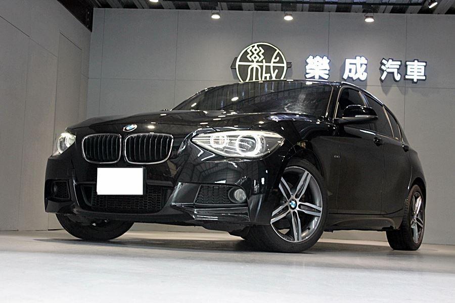 2011年 BMW 118i Sport-Line 一手女用車原鈑件,已認證!僅僅只跑7萬!