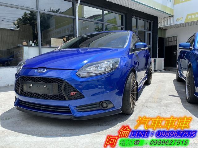 2014 Ford  Focus MK 5D