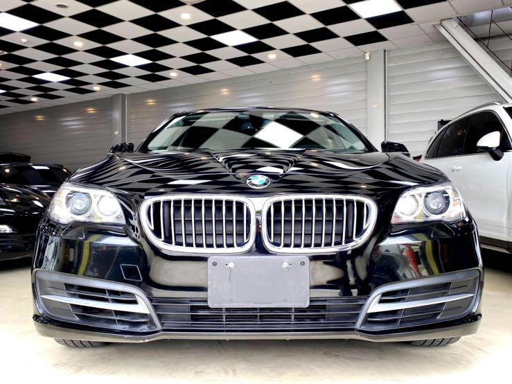 #528i BMW 2014年 未領牌